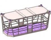 кабины для подъема людей спредером